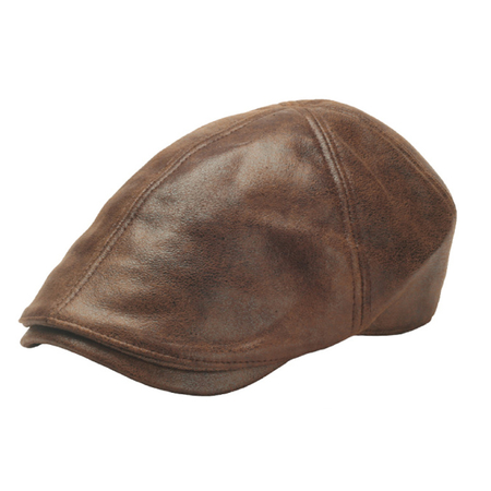 Leatherman Flat Cap Flux Leer