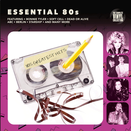 Essential 80s The Complete Vinyl Collection LP