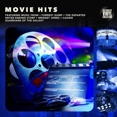 Movie Hits The Complete Vinyl Collection LP