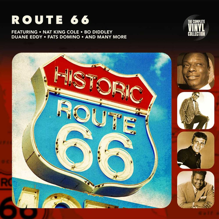Route 66 The Complete Vinyl Collection LP