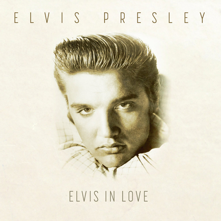 Elvis Presley - Elvis in Love LP