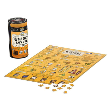 Ridley's Jigsaw Puzzel 500-Delig Whisky Lovers