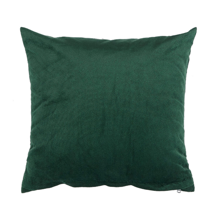 Sternzeit Retro Kussen Velvet Hunter Green