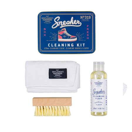 Gentlemen's Hardware Retro Sneaker Cleaning Kit