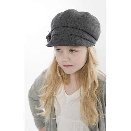 CTH Mini Lydia Jr Solida Newsgirl Cap