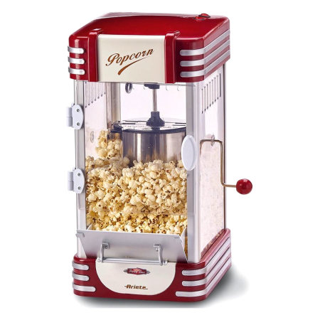 Retro Popcorn Machine van Ariete