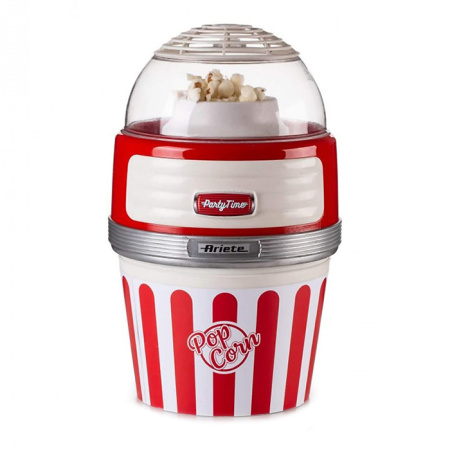 XL popcorn maker in American diner retro design van Ariete