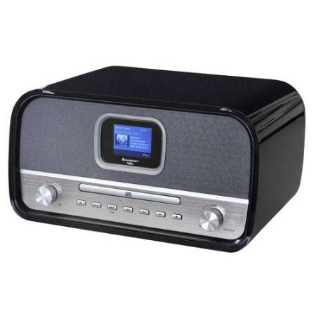 Retro radio CD-speler met DAB+ Bluetooth en USB van Soundmaster