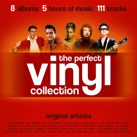 The Perfect Vinyl Collection 8-Vinyl Album