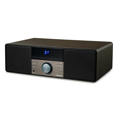 Crosley Metro Radio Cd-Speler Bluetooth Zwart