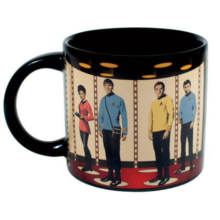 Gift Republic Star Trek Transporter Mok