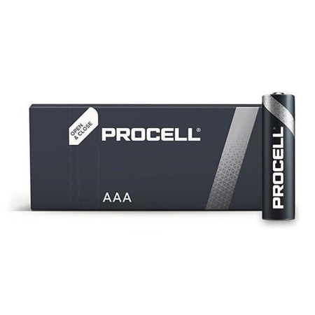 Duracell Procell  batterijen – AAA 24-pack of 48-pack