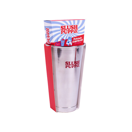 FIZZ Milkshake Beker Set Red Cherry
