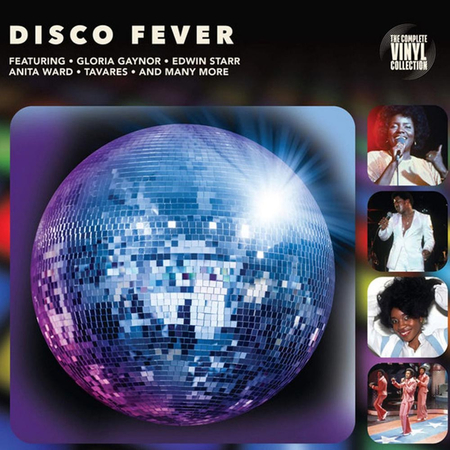 Disco Fever The Complete Vinyl Collection LP
