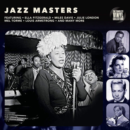 Jazz Masters The Complete Vinyl Collection LP