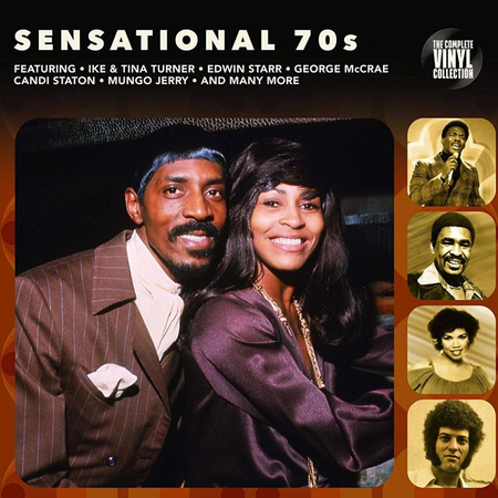 Sensational 70's The Complete Vinyl Collection LP