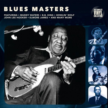 Blues Masters The Complete Vinyl Collection LP