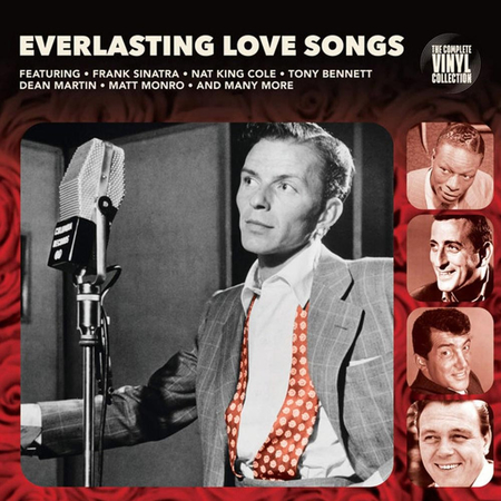 Everlasting Love Songs The Complete Vinyl Collection LP