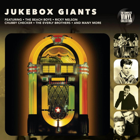 Jukebox Giants The Complete Vinyl Collection LP