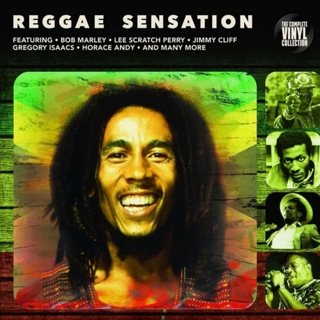 Reggae Sensation The Complete Vinyl Collection LP