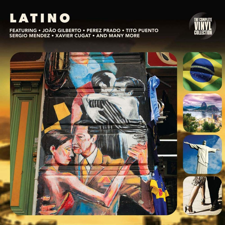Latino The Complete Vinyl Collection LP