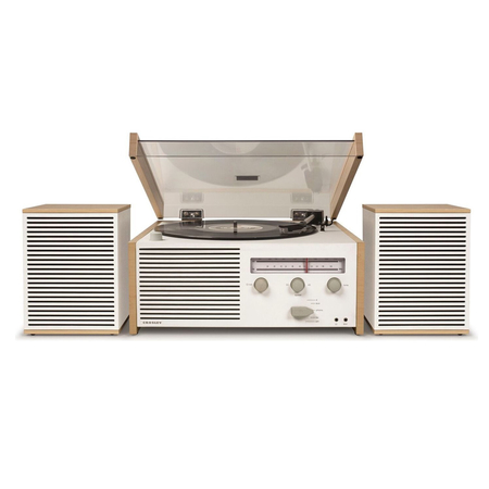 Crosley Switch 2  Bluetooth Retro Platenspeler Met Externe Luidsprekers