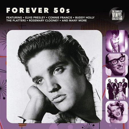 Forever 50's The Complete Vinyl Collection LP
