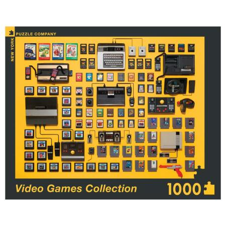 New York Puzzle Company - Video Games 1000-delige Puzzel