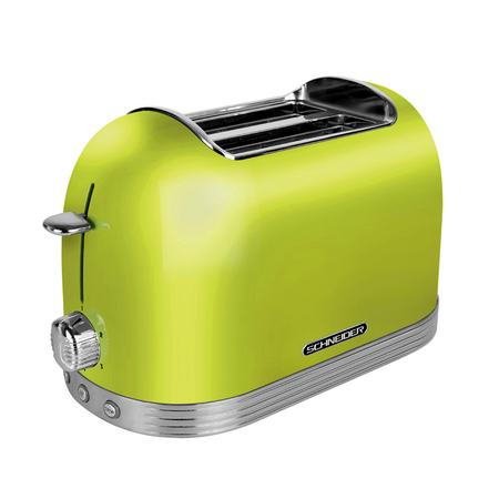 Schneider SL T2.2 LG Retro Broodrooster Lime Green