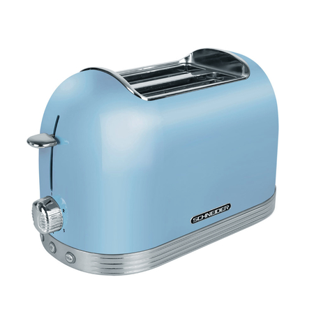 Schneider SL T2.2 LB Retro Broodrooster Light Blue