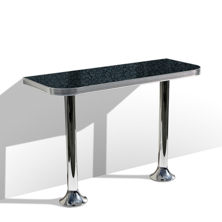 Bel Air Retro Wandtafel WO-24/TB 103 Blackstone