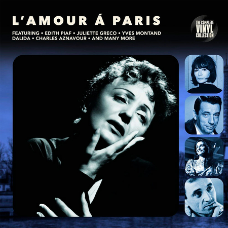 L' Amour Á Paris The Complete Vinyl Collection LP