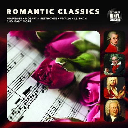 Romantic Classics The Complete Vinyl Collection LP