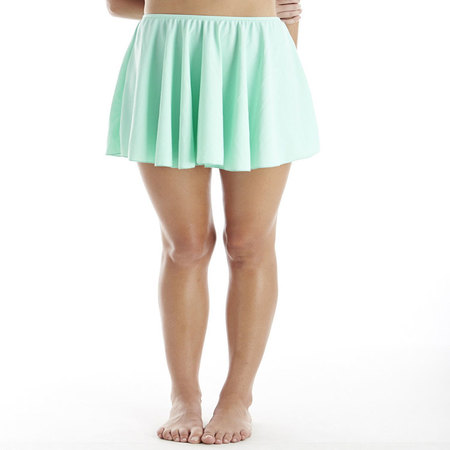 Rey Swimwear Badpak Rok in Mint-M