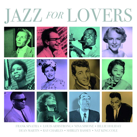 Jazz For Lovers The Complete Vinyl Collection LP
