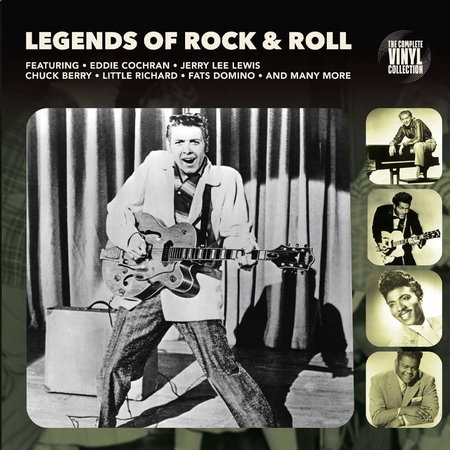 Legends Of Rock & Roll LP