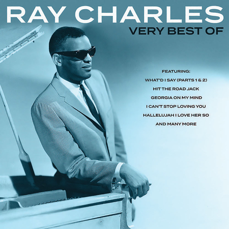 Ray Charles - The Very Best Of Ray Charles - LP