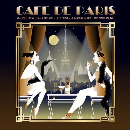 Café De Paris - LP