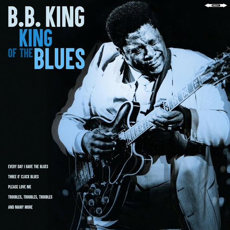 B.B.King - King Of The Blues LP