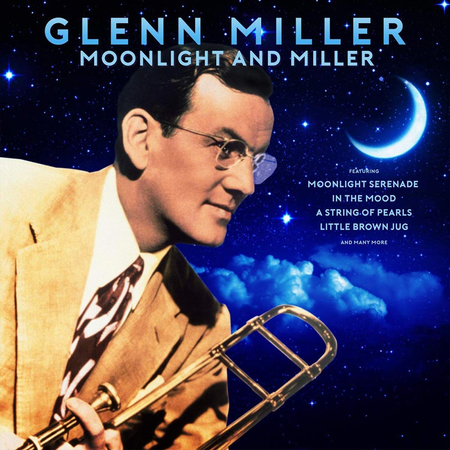 Glenn Miller - Moonlight And Miller LP