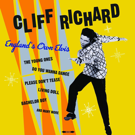 Cliff Richard - England's Own Elvis LP