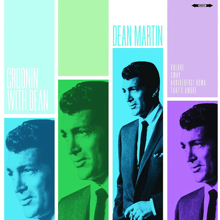 Dean Martin - Croonin' With Dean LP