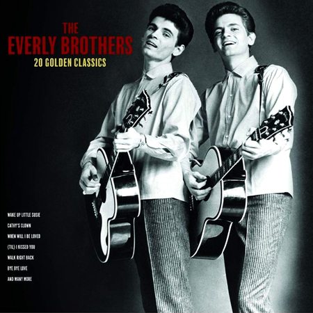 The Everly Brothers - 20 Golden Classics