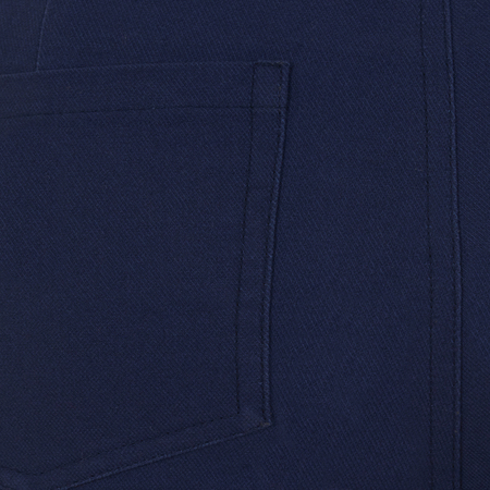 Bright and Beautiful Lexi Hoge Taille Skinny Jeans Navy